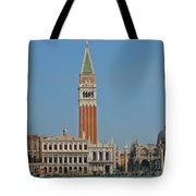 Famous Venice Italy Tote Bag