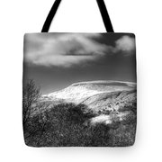 Fan Fawr Brecon Beacons 1 Mono Tote Bag
