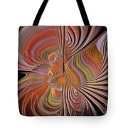 Fan Of Color Tote Bag