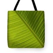 Fan Of Green 2 Tote Bag