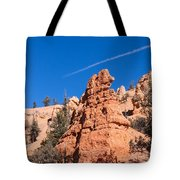 Fanciful Rock Shapes Tote Bag