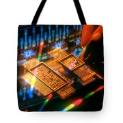 Fancy Design Tote Bag by Jerry McElroy