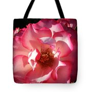 Fancy Flaminco Rose Tote Bag