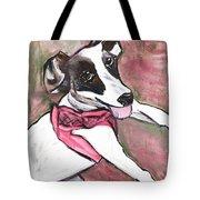 Fancy Little Girl Tote Bag