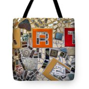 Fancy Mosaic Tote Bag