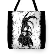 Fancy Tail Tote Bag