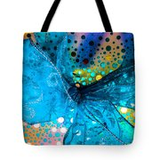 Fancy Wrapping Iv Tote Bag
