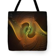 Fanned Out Tote Bag by Amanda Moore