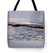 A Scene From Fanning Island # 2 Tote Bag