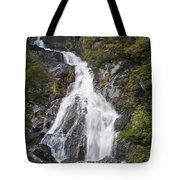 Fantail Waterfalls Tote Bag