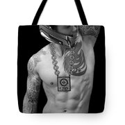 Fantastic Abs Tote Bag
