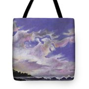 Fantastic Sunset North Shore Oahu Hawaii Tote Bag