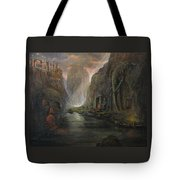 Fantasy 2 The Mystery Of A Dream Tote Bag