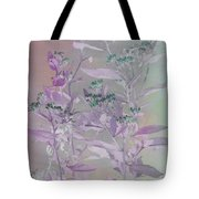 Fantasy By The Pond Tote Bag