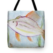 Fantasy Fish Tote Bag