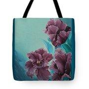 Fantasy Floral Tote Bag