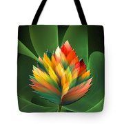 Fantasy Flower 2 Tote Bag