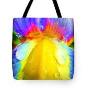 Fantasy Flower 4 Tote Bag