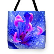 Fantasy Flower 6 Tote Bag
