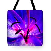 Fantasy Flower 9 Tote Bag