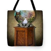 Fantasy Globe 2 Tote Bag