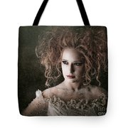 Fantasy Mystical Girl Tote Bag