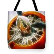 Fantasy Plane Tote Bag by Paul Ward
