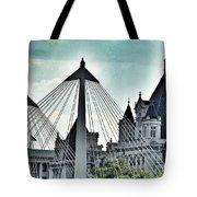 Fantasy London . Old Spires New Tote Bag