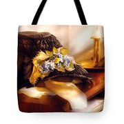 Fantasy - The Widows Bonnet  Tote Bag