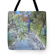 Far Off Place Tote Bag