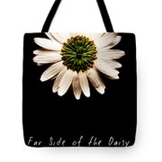 Far Side Of The Daisy Fractal Version Tote Bag