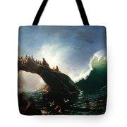 Farallon Island Tote Bag