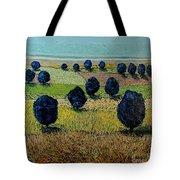 Faraway Field Tote Bag