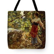 Faraway Thoughts Tote Bag