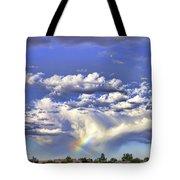 Farewell Rainbow Tote Bag