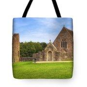 Farleigh Hungerford Castle Tote Bag