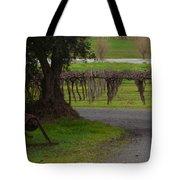 Farm And Vineyard Tote Bag
