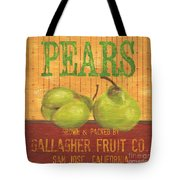 Farm Fresh Fruit 1 Tote Bag by Debbie DeWitt