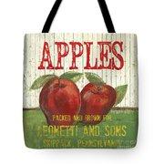 Farm Fresh Fruit 3 Tote Bag
