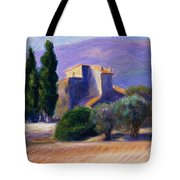 Farm House In Provence Tote Bag
