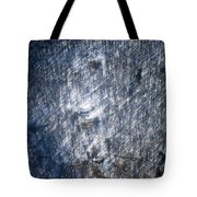 Farm In The Woods On A Hill Tote Bag
