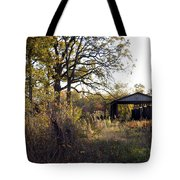 Farm Journal - Metal Storage Tote Bag