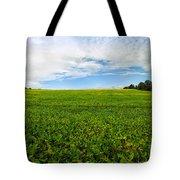 Farm Land  Tote Bag