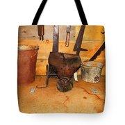 Farm Tools Tote Bag