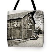Farm Transport Tote Bag