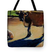 Farm Visit Tote Bag