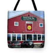 Farm- Way  Www.vermontgear.com Tote Bag