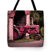 Farmall 200 Tote Bag by Robert Geary
