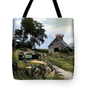 Farmed Out Tote Bag