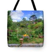 Farmer Maggot Garden Tote Bag
